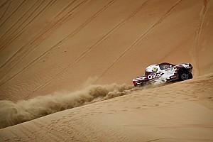 كروس كاونتري تقرير القسم رالي أبوظبي الصحراوي: العطية يحكم قبضته على السيارات وكوينتانيللا المتصدر الجديد في الدراجات