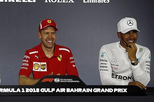 "Vettel defends Hamilton's ""dickhead"" remark"