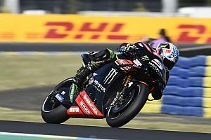 MotoGP 速報ニュース PP獲得のザルコ「2度目のアタックでタイムを出すのは難しかった」