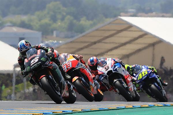 MotoGP Reactions Terjatuh, Zarco: Saya kurang sabar hadapi Lorenzo