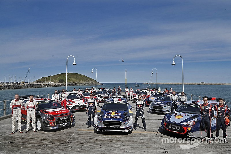 Rally Australia pushing for long-term WRC future