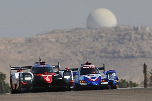 WEC Breaking news WEC could penalise privateer LMP1s if faster than Toyota