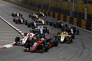 """17年F3マカオGPは、牧野の9位が日本人最上位。その""""敗因""""は?"""