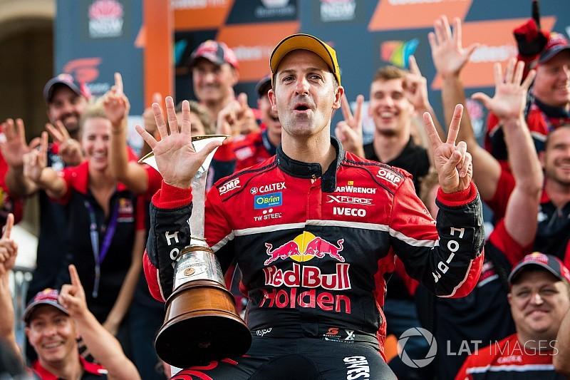Verrücktes Supercars-Finale: Jamie Whincup zum siebten Mal Meister