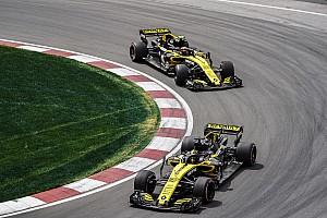 Renault's rate of progress