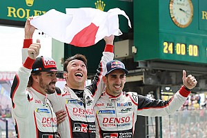 24 heures du Mans Résumé de course Toyota dompte enfin les 24 Heures du Mans !