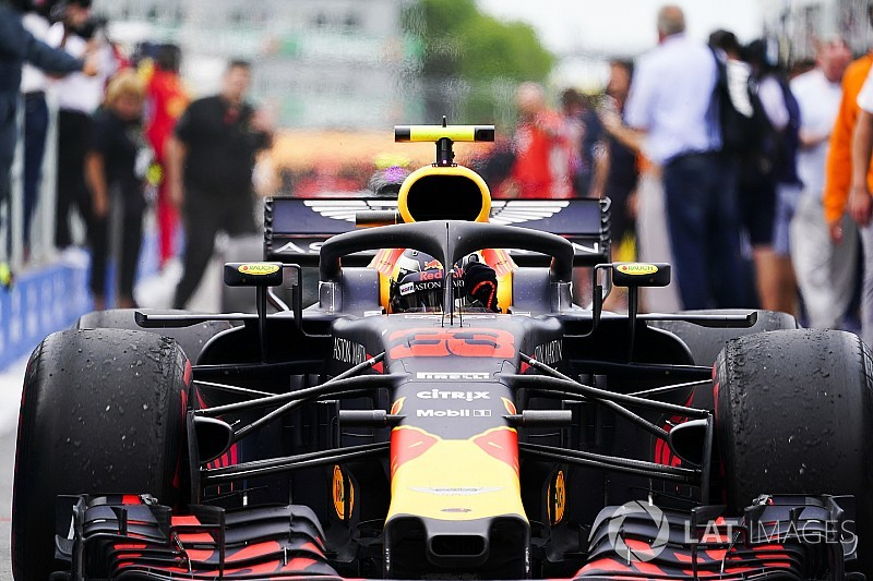 "Verstappen: Bespoke Honda engine ""very good"" for Red Bull"
