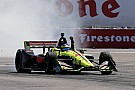 "Bourdais ""heartbroken"" for Wickens after inheriting St. Pete win"