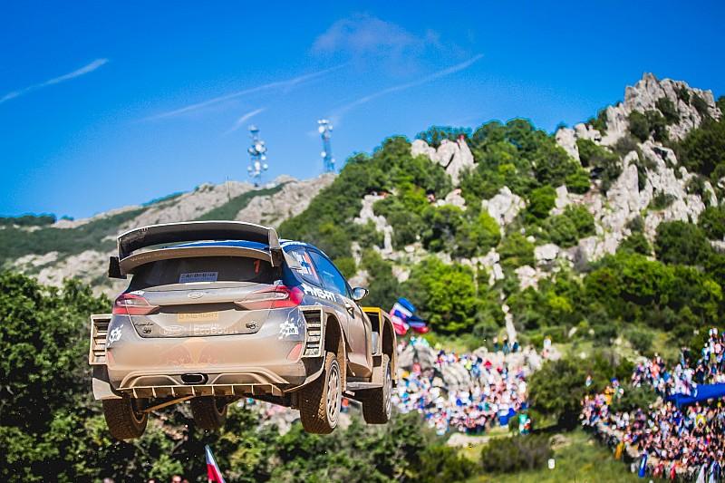 Пілоти WRC висловилися проти дурних штучних трамплінів