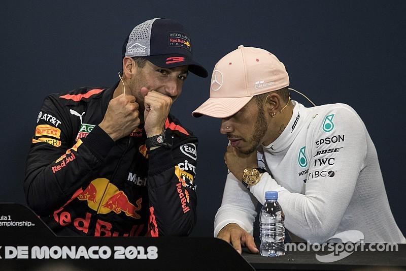 Gespräche abgebrochen: Warum Ricciardo 2019 nicht für Mercedes fährt