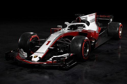 Mercedes espère l'arrivée de Porsche en F1