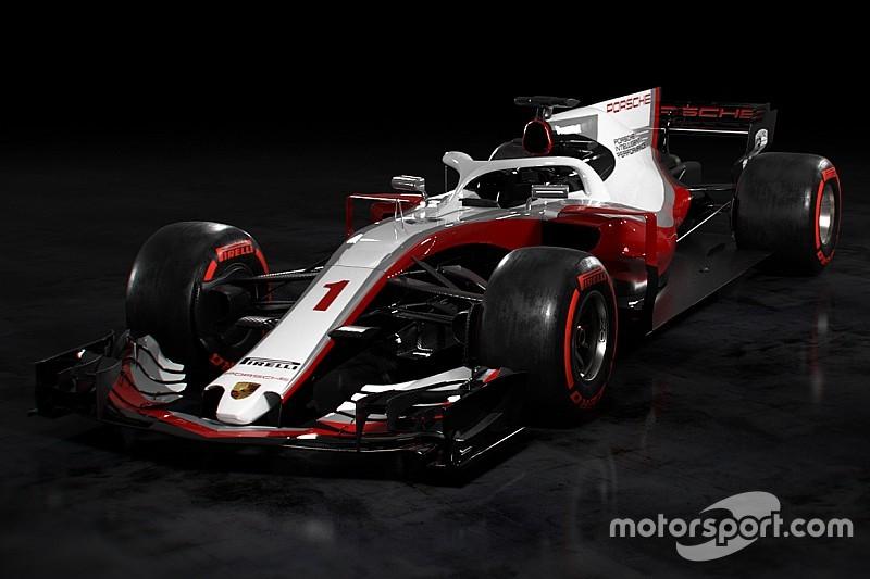 Mercedes le daría la bienvenida a la llegada de Porsche a la F1