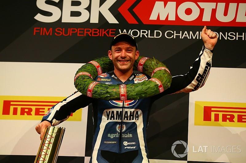 Mahias Champion du monde Supersport 2017!
