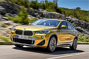Automotive News BMW X2: Coupé-SUV im Kompaktformat