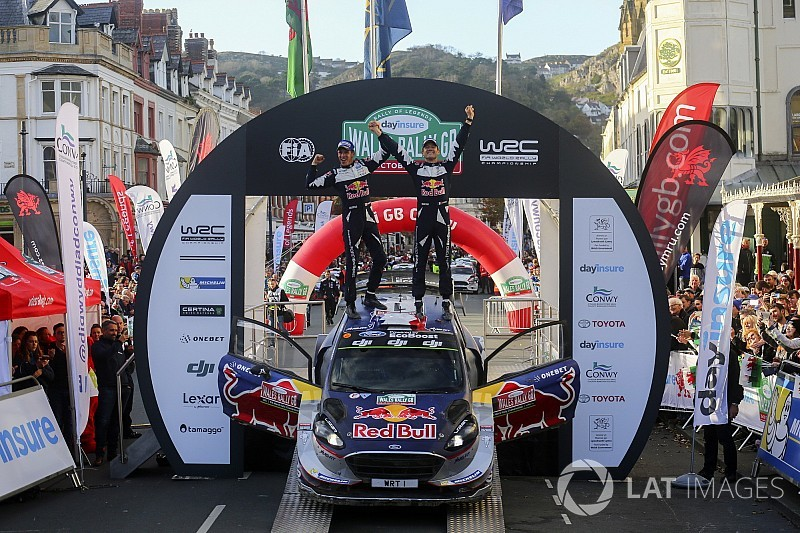 Top Stories of 2017, #17: Ogier leads M-Sport to WRC glory