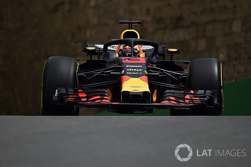 Azerbaycan GP 2. antrenman: Ricciardo, Raikkonen'in 0.069 saniye önünde lider!