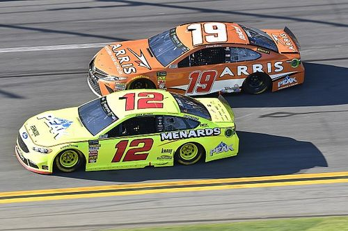 """Ryan Blaney on first-time Cup winners: """"The odds aren't very good"""""""