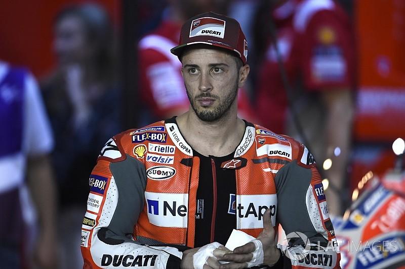 Dovizioso in talks with Honda and Suzuki