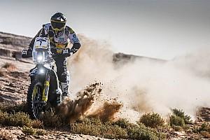 Cross-Country Resumen de la etapa Quintanilla inicia tercero y Benavides quinto en el Merzouga