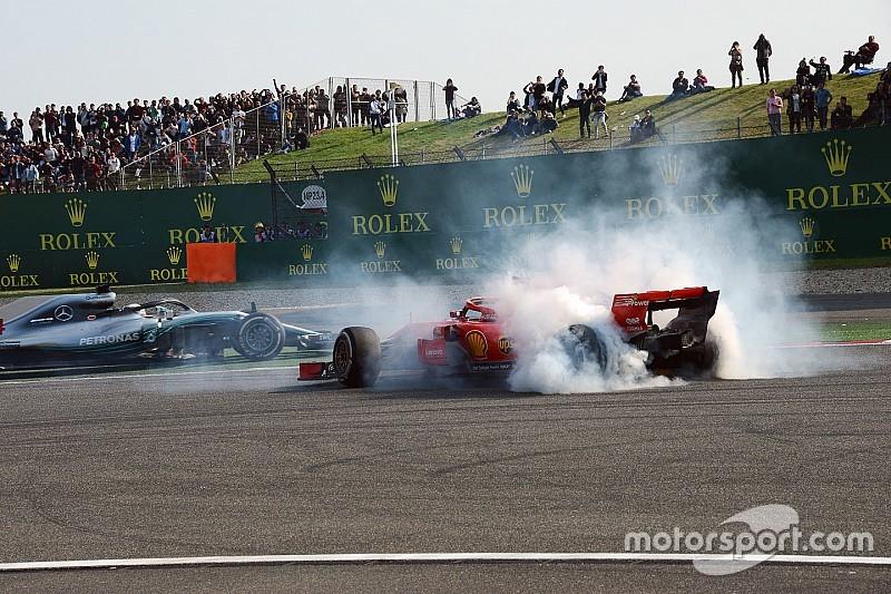 Vettel apresiasi permintaan maaf Verstappen
