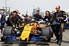 McLaren probeert gebrek aan topsnelheid op te lossen in Baku