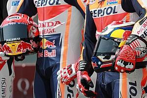 MotoGP Actualités Honda n'a encore négocié avec aucun pilote pour rejoindre Márquez