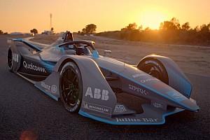 Formule E Nieuws Nieuwe Formule E-wagen officieel gepresenteerd