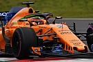 Після відмови від Honda проблеми McLaren з мотором не припинилися