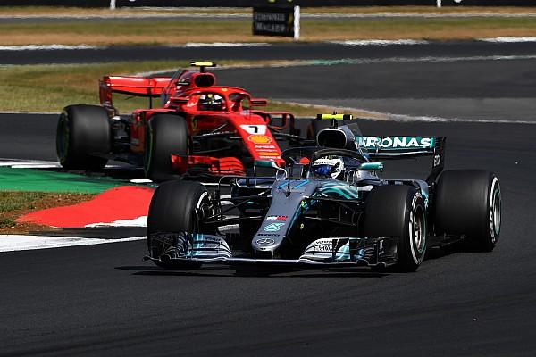 Villeneuve : Räikkönen aurait été moins pénalisé avec Bottas