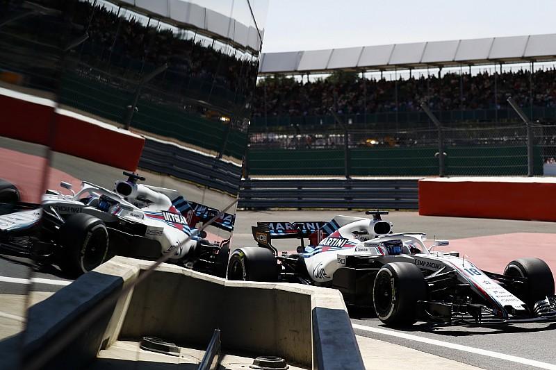 Williams забрала машины из закрытого парка, пилоты будут стартовать с пит-лейна