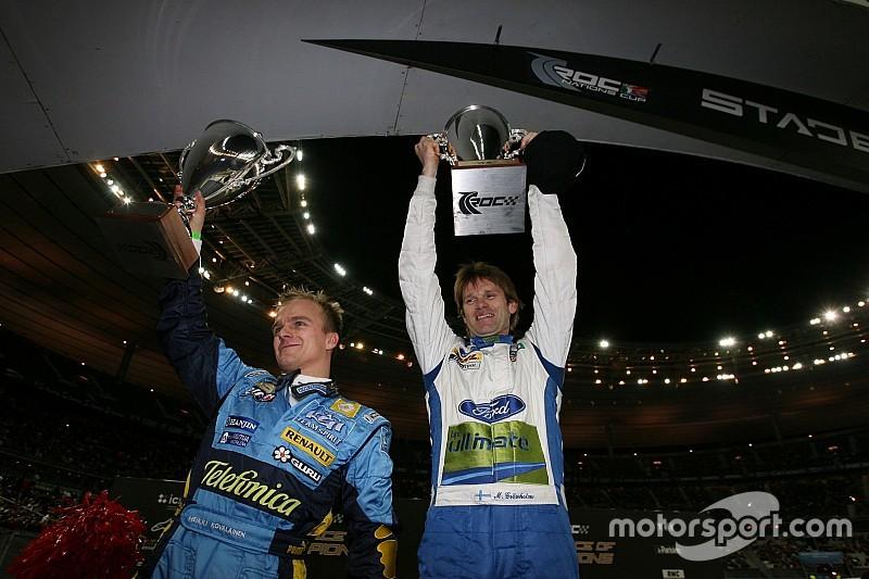 Gronholm podría tener un regreso con Toyota en el WRC