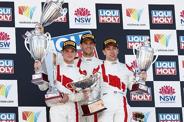 Endurance Crónica de Carrera Audi gana las 12 horas de Bathurst tras un fuerte accidente