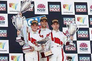 Endurance Race report Bathurst 12 Jam: Balapan dihentikan lebih awal, Audi WRT menang