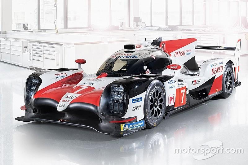 "Toyota apresenta modelo e Alonso elogia: ""Foguete"""