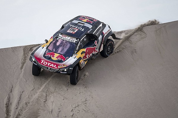 Top 10 Dakar Rally competitors of 2018