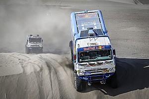 Дакар Отчет об этапе Сотников одержал победу на восьмом этапе «Дакара»