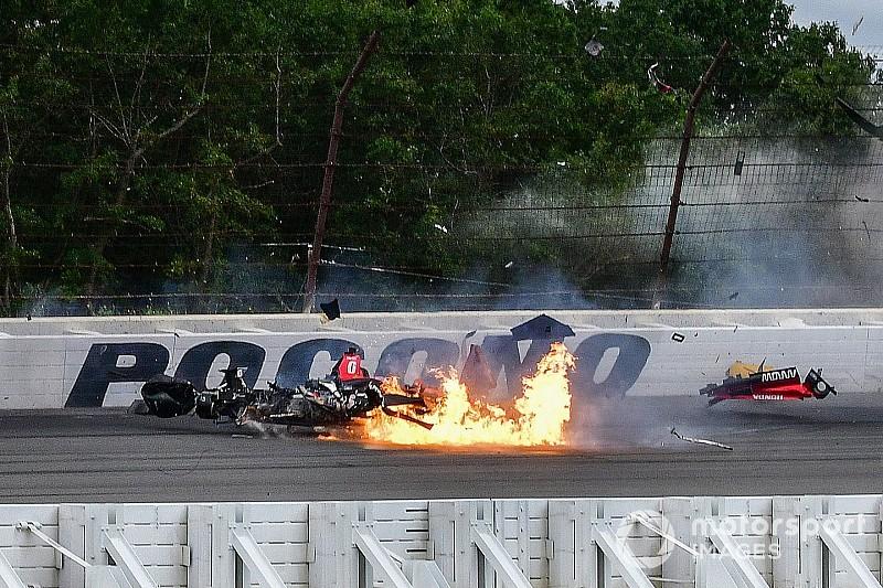 Felipe Massa kritisiert IndyCar-Sicherheit: