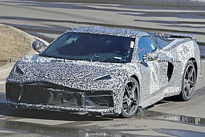 Mid-engined Chevy Corvette colors, options reportedly leak