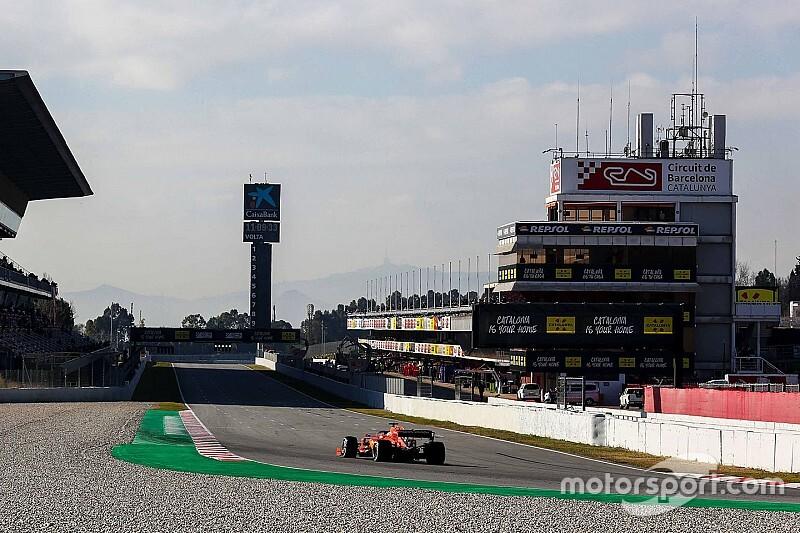 La F1 va