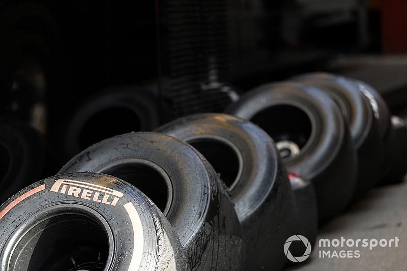 Pirelli desvela las diferencias entre sus compuestos 2019
