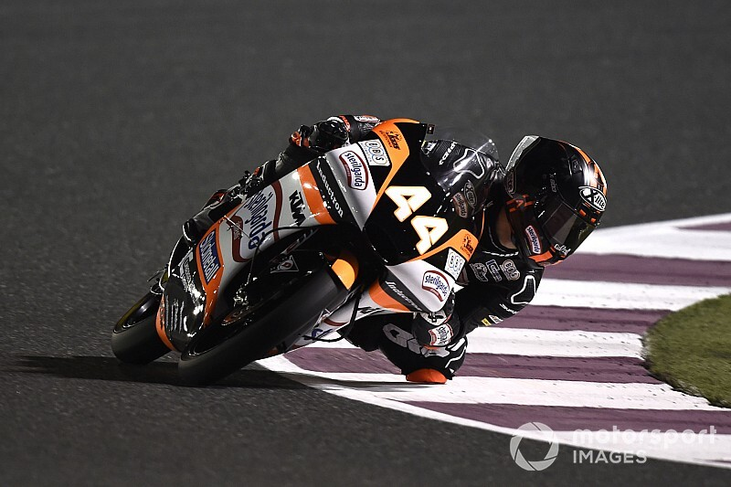 Qatar Moto3: Canet grabs first pole of new season
