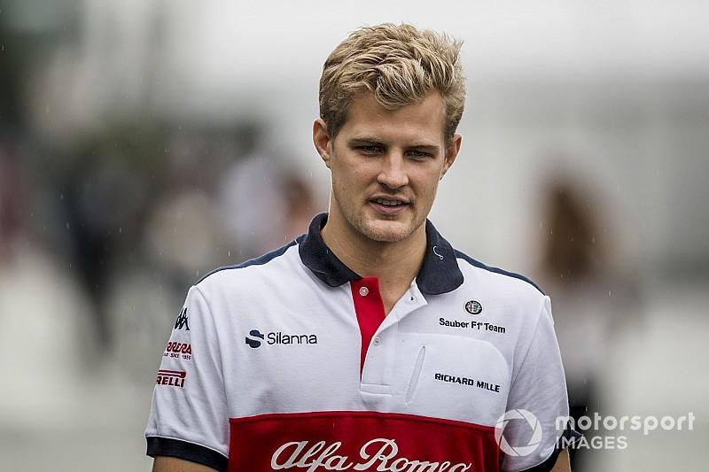 Команда IndyCar объявила о контракте с Эрикссоном