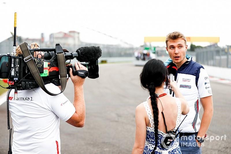 Сироткін сподівається залишитися в Williams та побачити результати