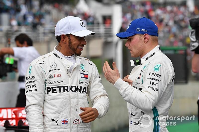 Rosberg cree que Bottas puede