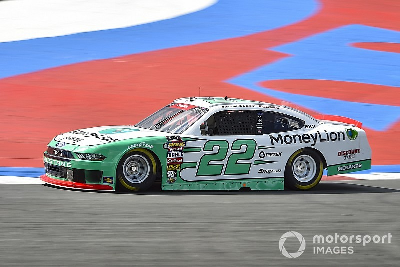 Austin Cindric to run full Xfinity schedule with Team Penske in 2019
