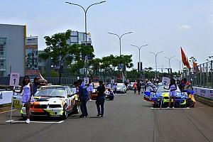 GALERI: Aksi para pembalap di BSD City Grand Prix 2018