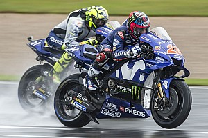 Rainey sprona Vinales: