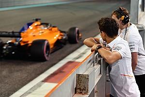 Norris, 2019'daki tüm yarışlarda Sainz'ı geçmek istiyor