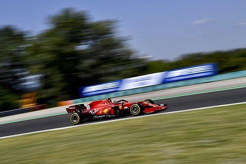 Gece çalışma yasağını delen Ferrari, Sainz'ın güç ünitesini değiştirdi