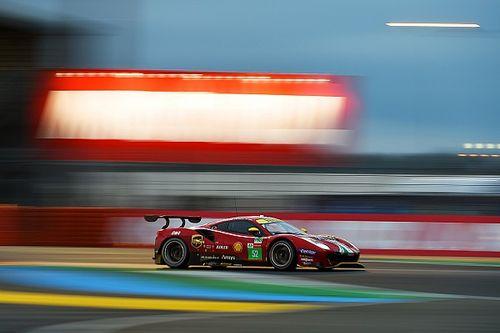 Miguel Molina analiza sus quintas 24h de Le Mans y piensa en el Hypercar